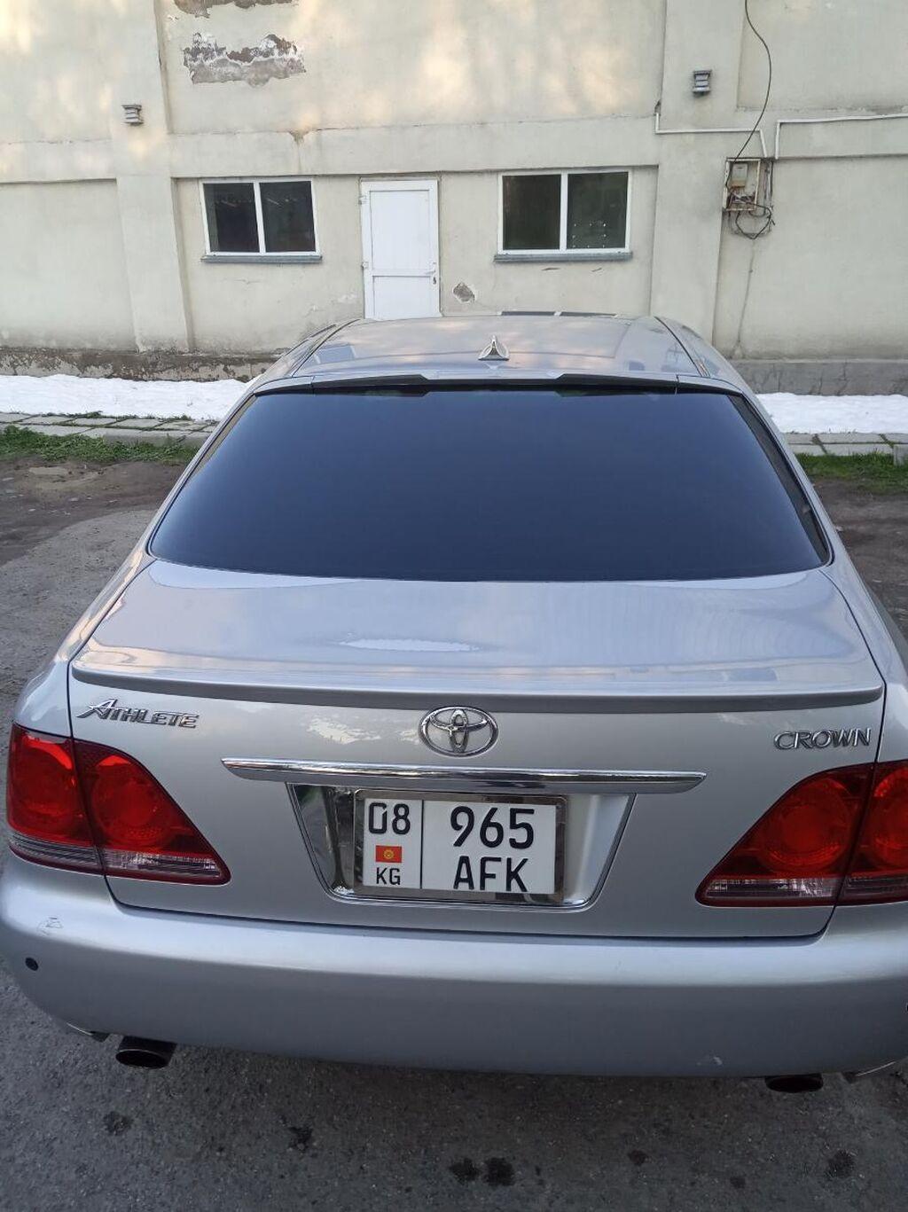 Toyota Crown 2.5 л. 2005