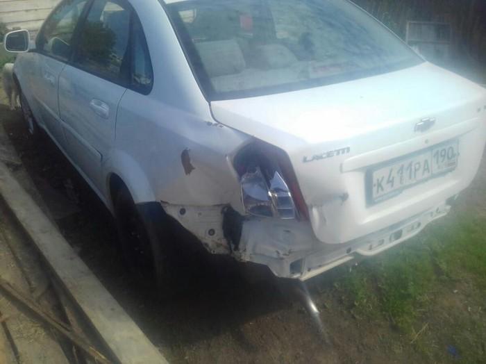 Chevrolet Lacetti 2010. Photo 4