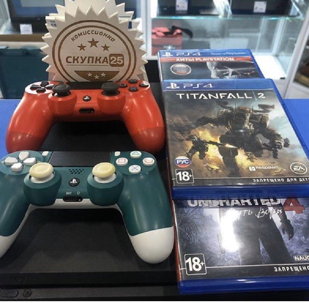 Скупка PlayStation 4 !!!дороже чем у других !!!