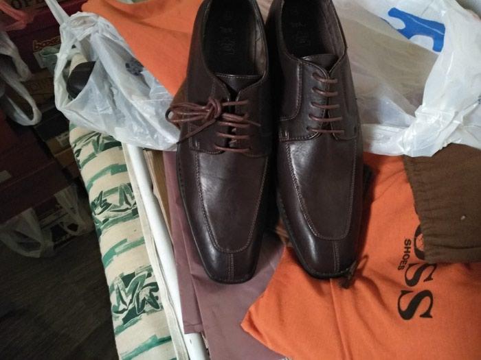 Ανδρικό δερμάτινο παπούτσι για περίπατο 44 νούμερο σε Άργος