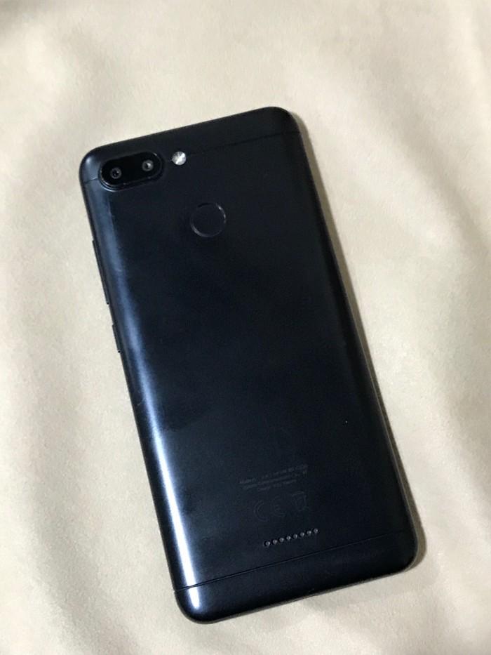 Б/у Xiaomi Redmi 6 32 ГБ Черный. Photo 1