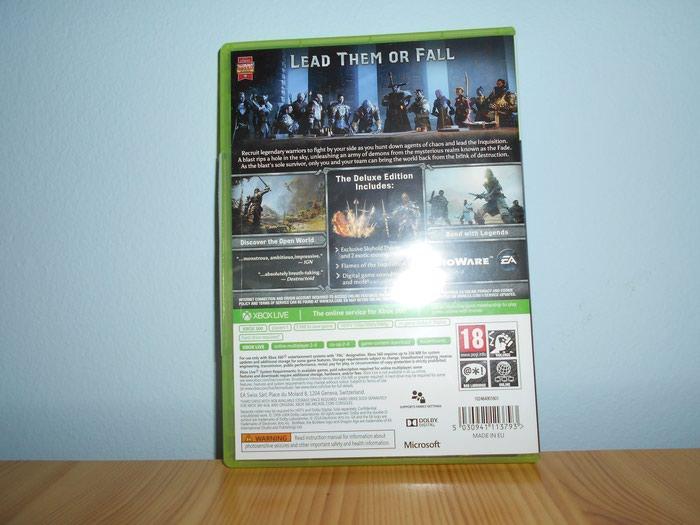 DRAGON AGE INQUISITION XBOX 360 - Original. Photo 2