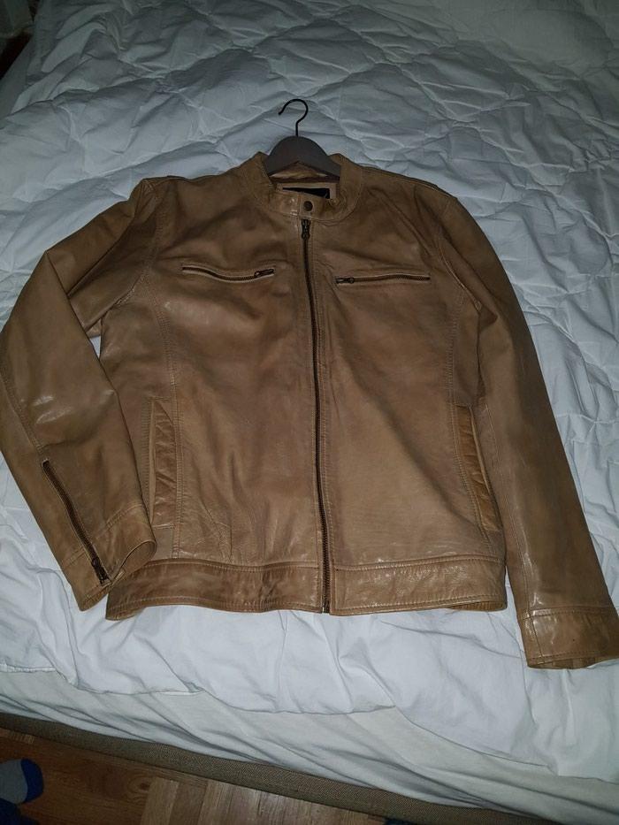 Nova kozna jakna velicina xl. Photo 0