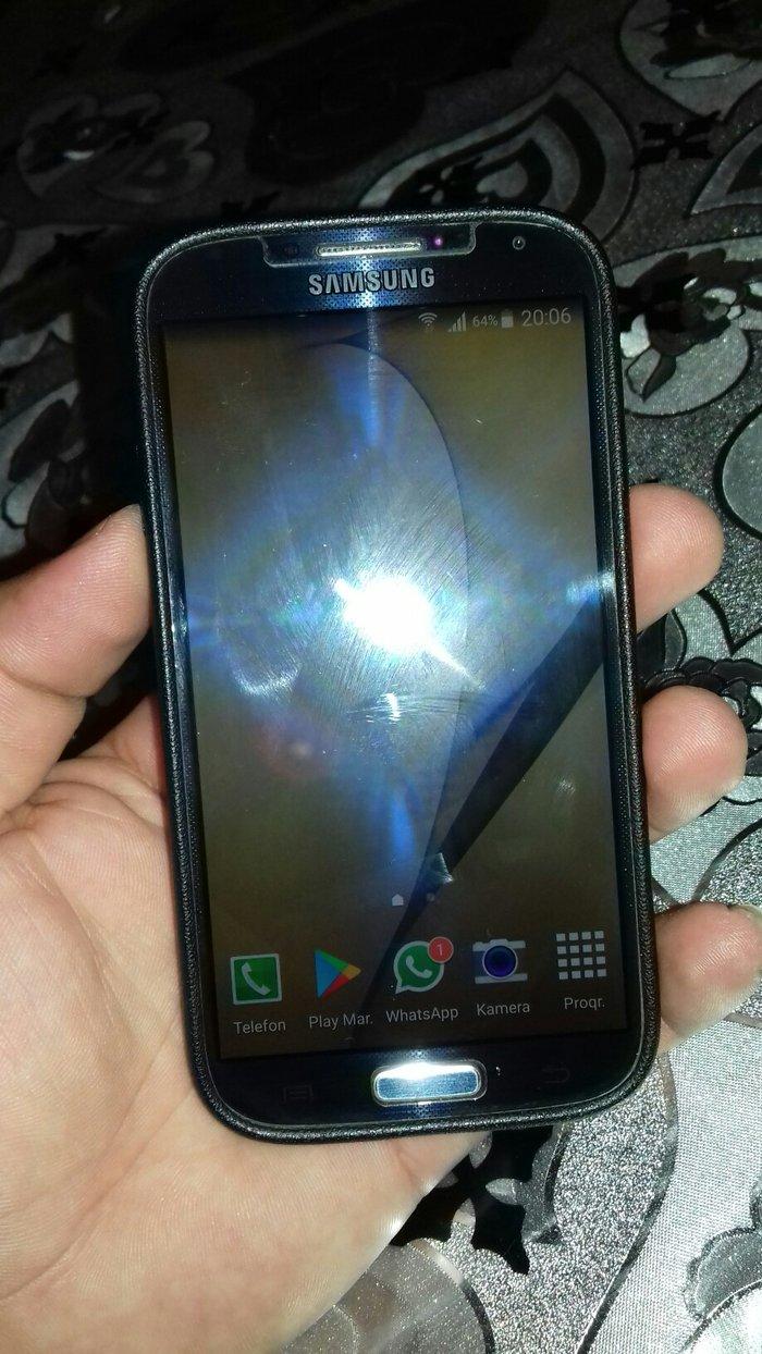 Sumqayıt şəhərində Samsung s 4 normal vezyetde barterde olar baxir tele....