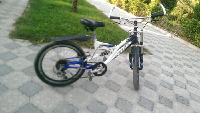 Sumqayıt şəhərində 20 lik velosiped