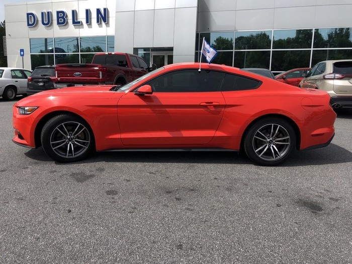 Ford Mustang 2016. Photo 2