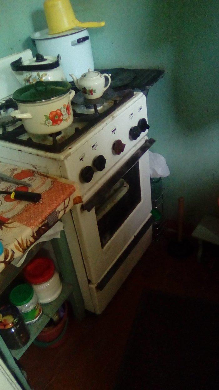 Bakı şəhərində Печь газовая эмалированная баку 40ман. в отличном состоянии