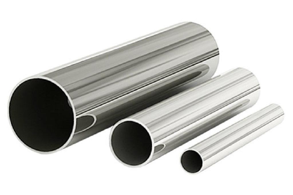 Трубы стальные электросварные круглые применяются для создания трубопроводов и конструкций различного назначения