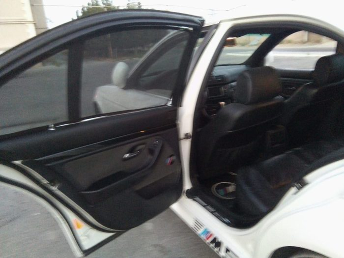 BMW 525 1996. Photo 6