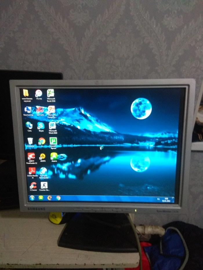 Только монитор 15 дюймов!! все работает (мини торг ) в Бишкек