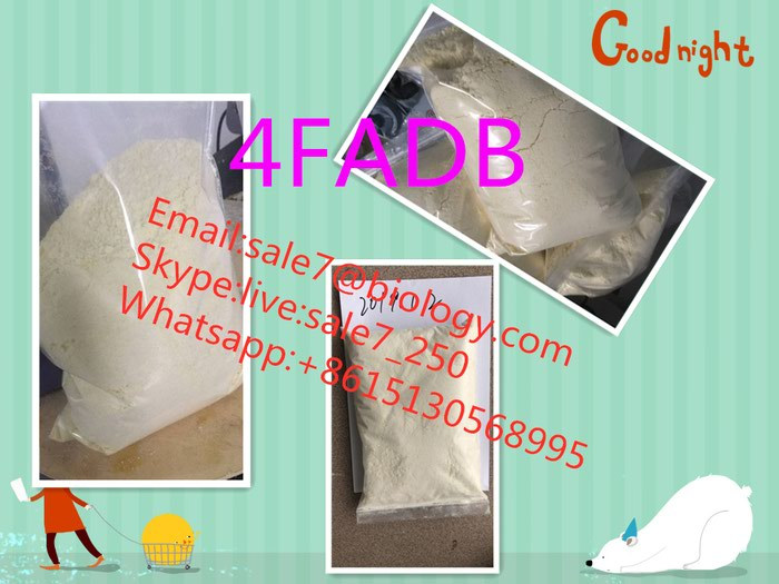 Hot sell Chinese 4fadb powder,high purity and quality,best price. Photo 3