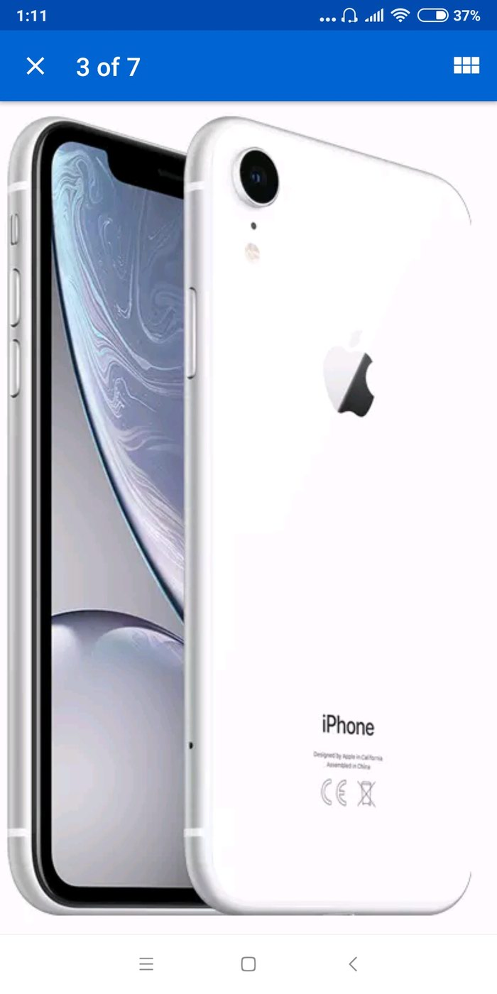 IPhone xr only 829.99€  of 1.500€. Photo 5