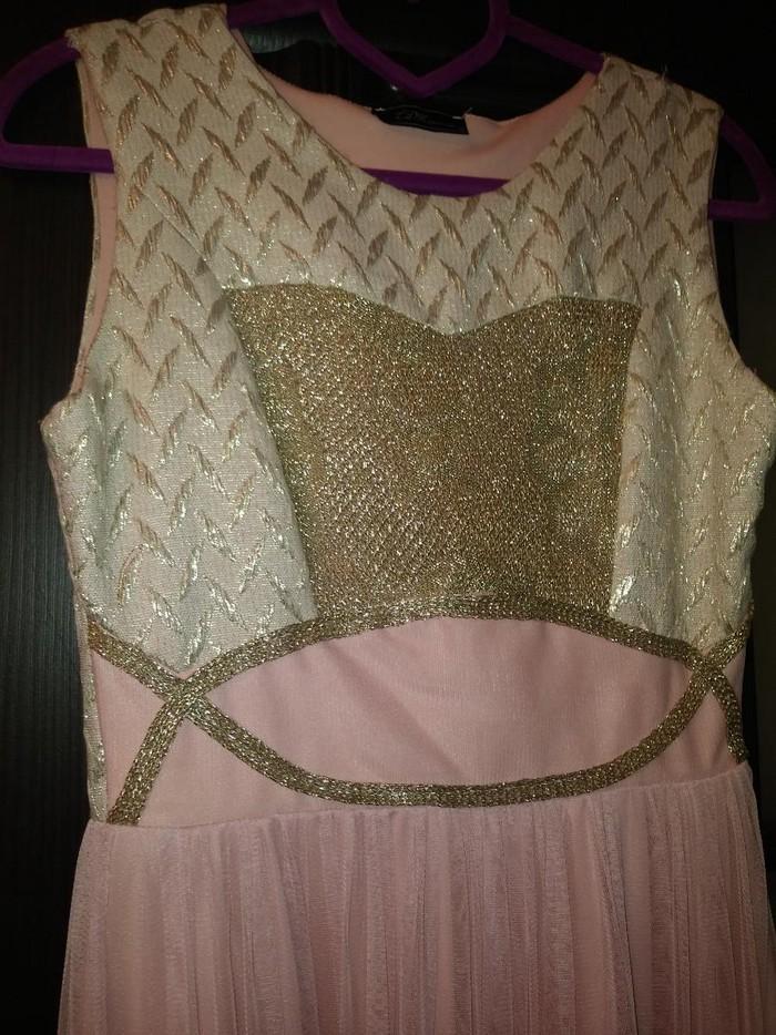 Платье, 1 раз одевала. размер S-M. . Photo 3