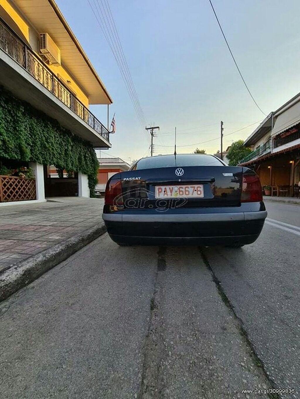 Volkswagen - Ορεστιάδα: Volkswagen Passat 1.6 l. 1997   363000 km