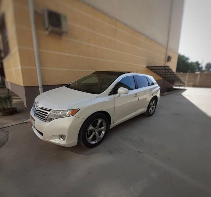 Toyota Venza 2011. Photo 0