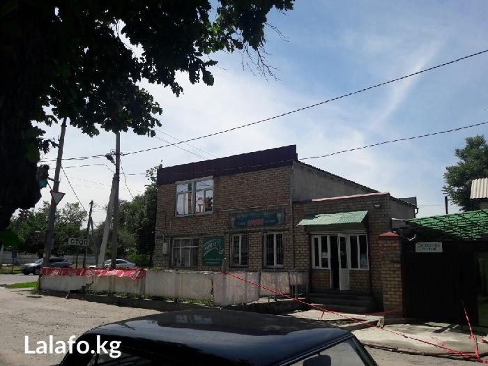 Продаётся кафе 500кв гостиница 1500 кв с в Бишкек