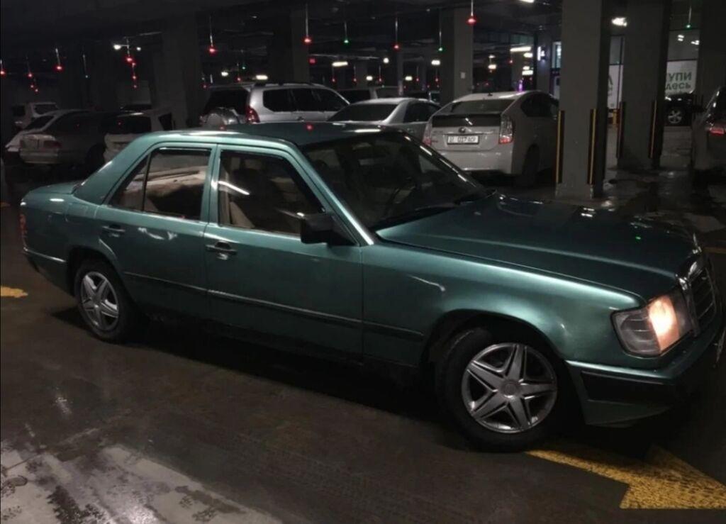 Mercedes-Benz W124 2.3 л. 1987 | 350000 км: Mercedes-Benz W124 2.3 л. 1987 | 350000 км