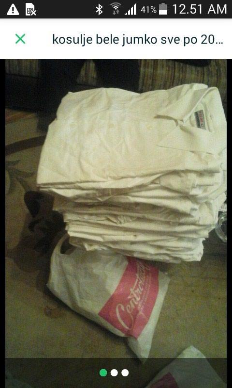 Junko muške košulje