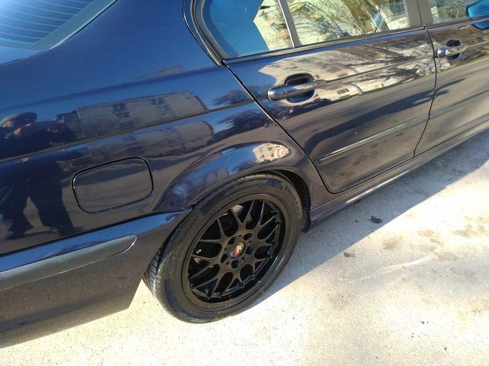 BMW 320 2002. Photo 7