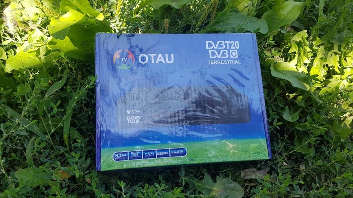 Качественные тюнера ОTAU Есть бесплатная доставка по городу. Photo 2
