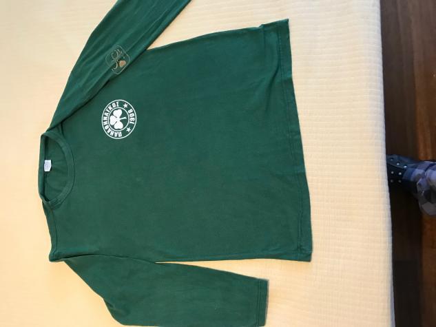 Μπλούζα Παναθηναικού μακρυμάνικη επετειακή έτους 2008-ΜΕΓΕΘΟΣ LARGE