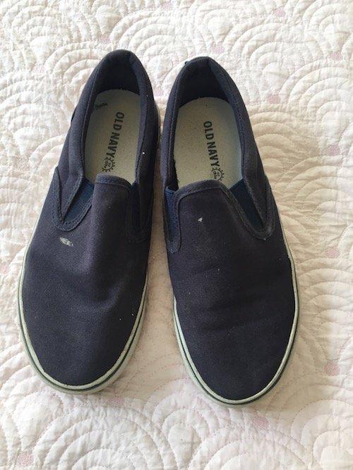 Туфли на мальчика 35  размер Old Navy в Бишкек