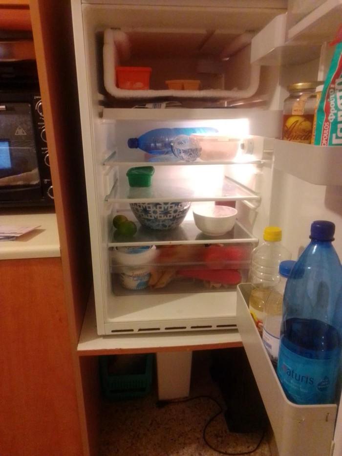 Μεταχειρισμένο Ενιαίος θάλαμος άσπρο refrigerator Bosch. Photo 3