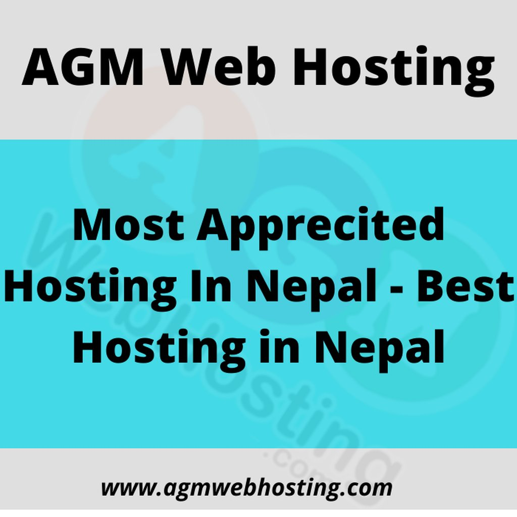 Most Apprecited Hosting In Nepal - Best Hosting in Nepal