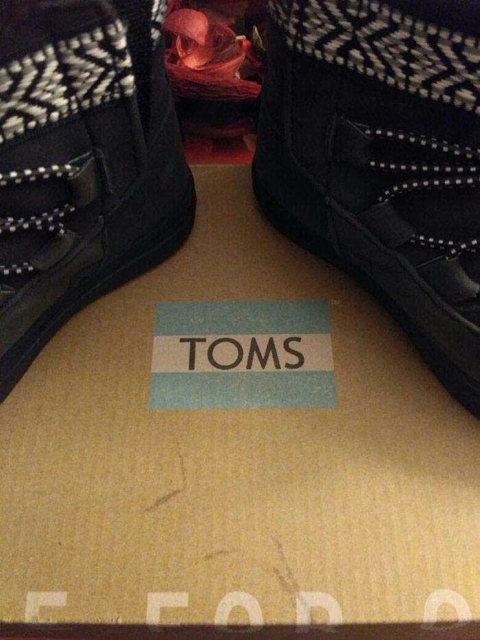 Toms γνήσια αγορασμενα 70 ευρώ.στειλτε εδω. Photo 2