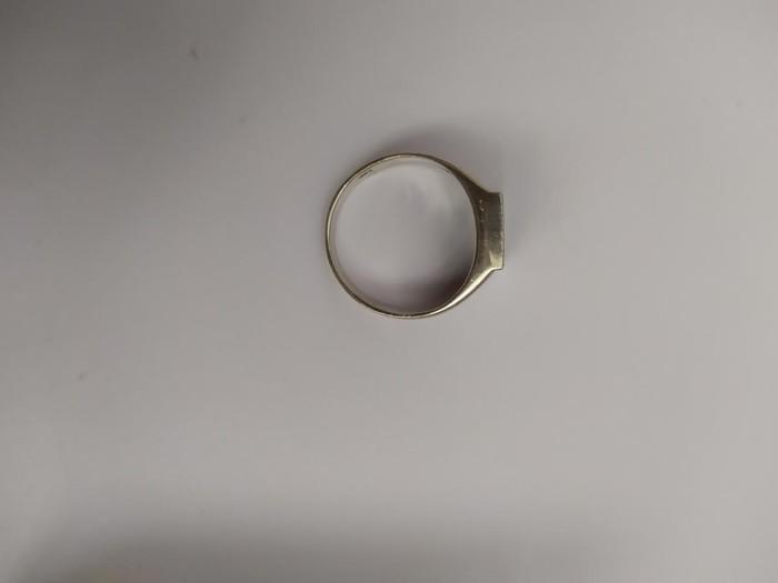 Продается мужс кольцо 925проба новый. Photo 1