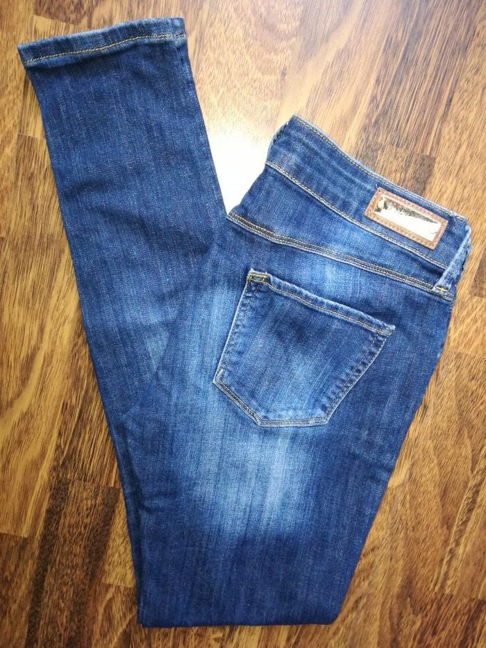 Mango jeans vel:38,uske prelepe,kao nove - Beograd