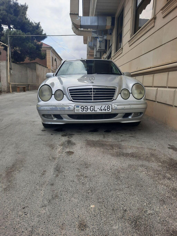Mercedes-Benz E 270 2.7 l. 2000   405098 km   Elan yaradılıb 13 Oktyabr 2021 17:30:47   MERCEDES-BENZ: Mercedes-Benz E 270 2.7 l. 2000   405098 km