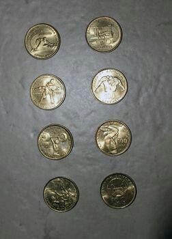 Συλλεκτικα νομισματα των 100 δραχμων. Photo 1