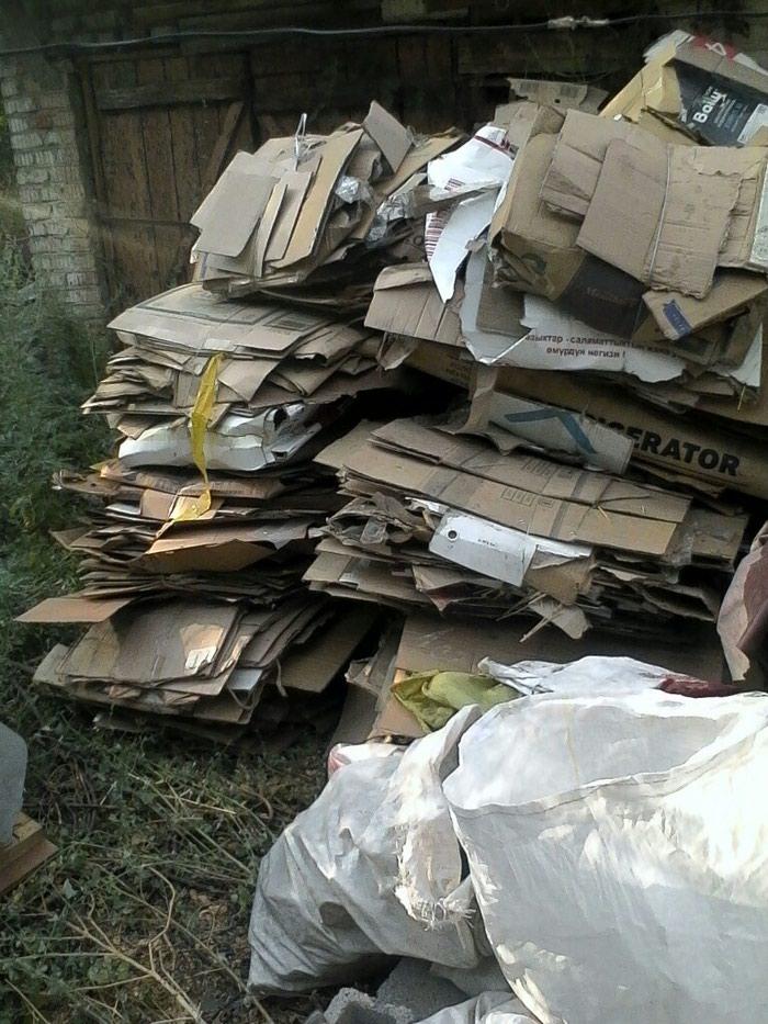 Картон сатам 5 сом дон кг в Бишкек