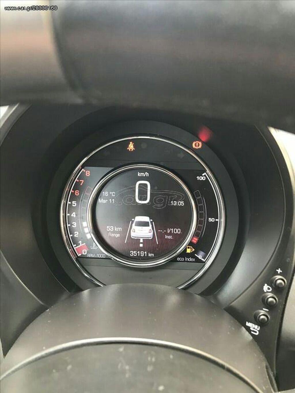 Fiat - Αθήνα: Fiat 500 1.3 l. 2017 | 36100 km