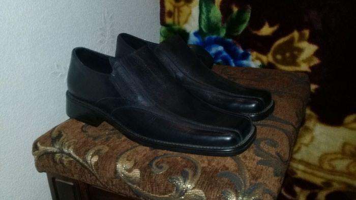 Кожанные туфли 43 размера. Photo 6