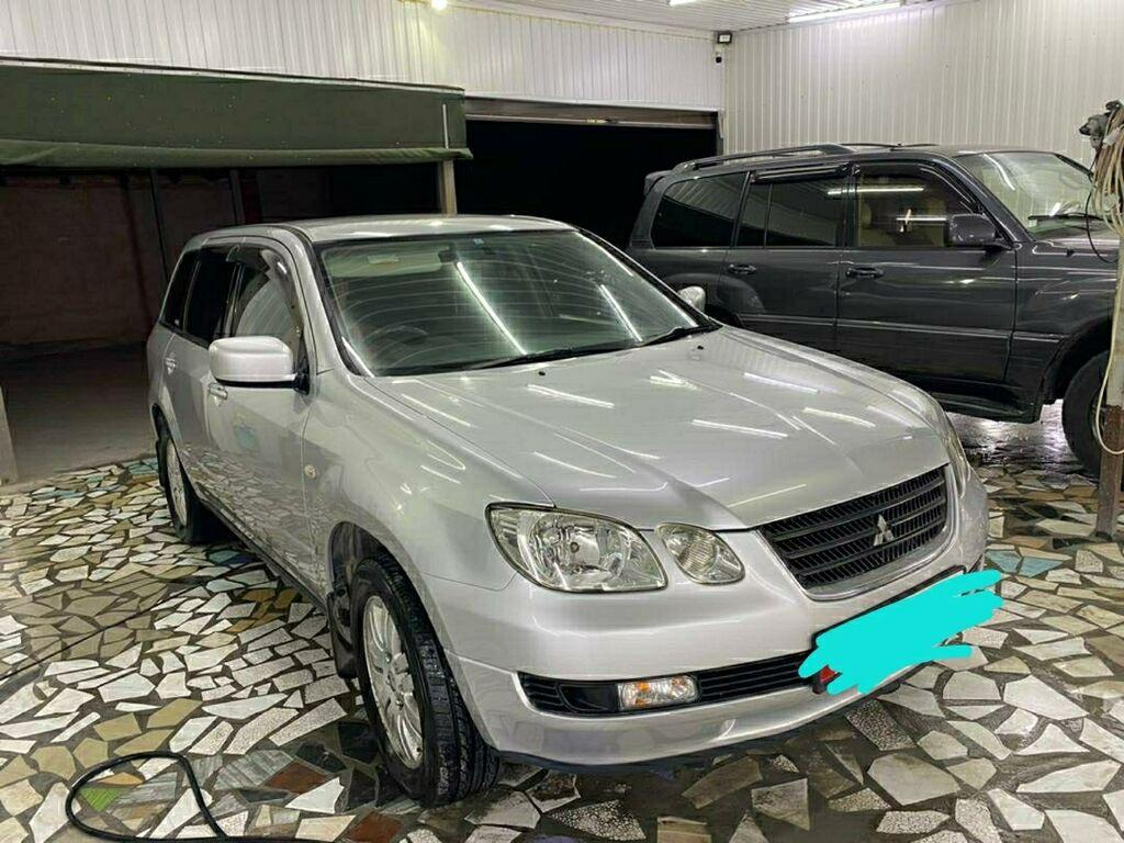 Mitsubishi Airtek 2.4 л. 2001: Mitsubishi Airtek 2.4 л. 2001