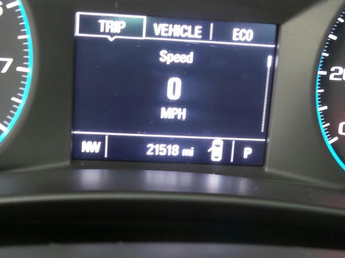 Chevrolet Equinox 2018. Photo 4