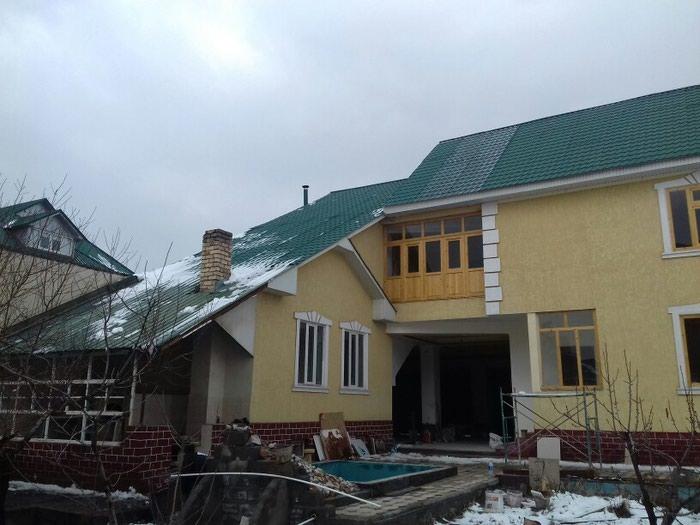 Продажа Дома от застройщика: 350 кв. м., 6 комнат. Photo 0