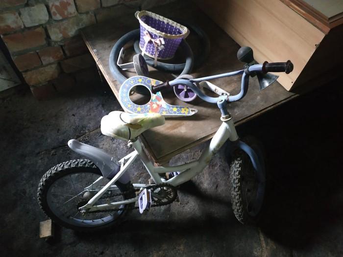 Велосипед. Photo 1