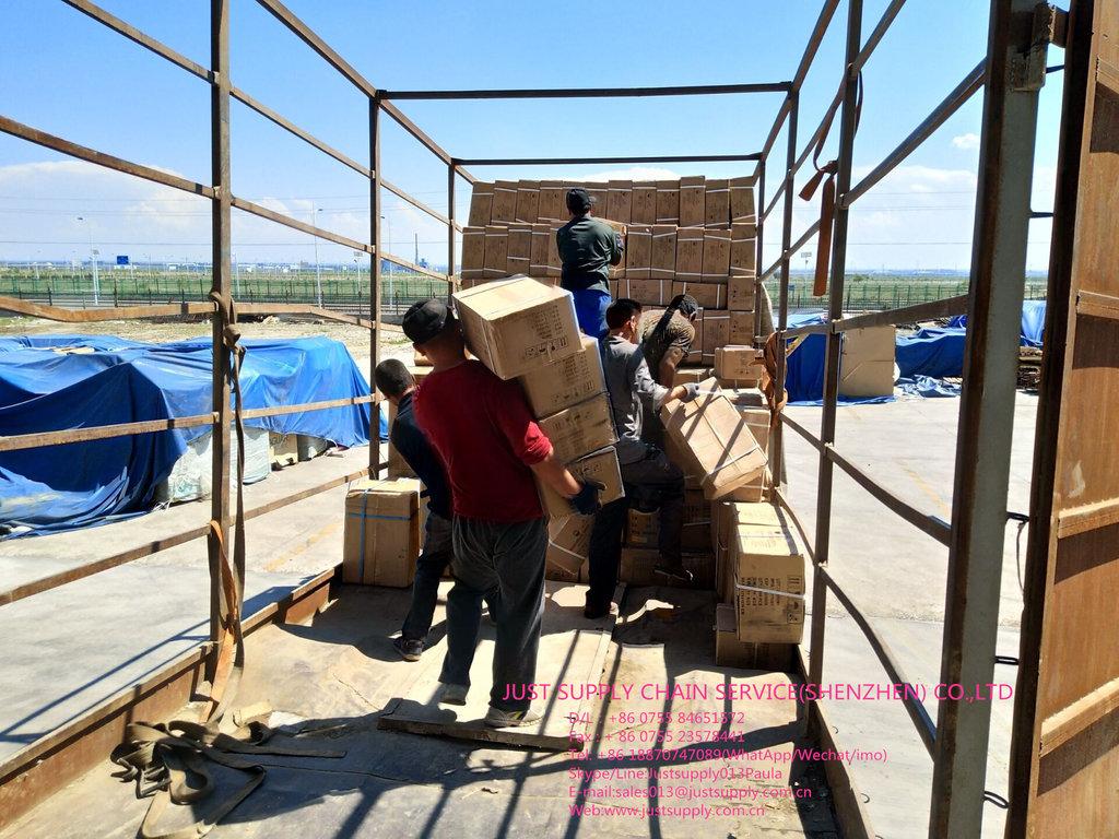Консолидация грузов в Китае