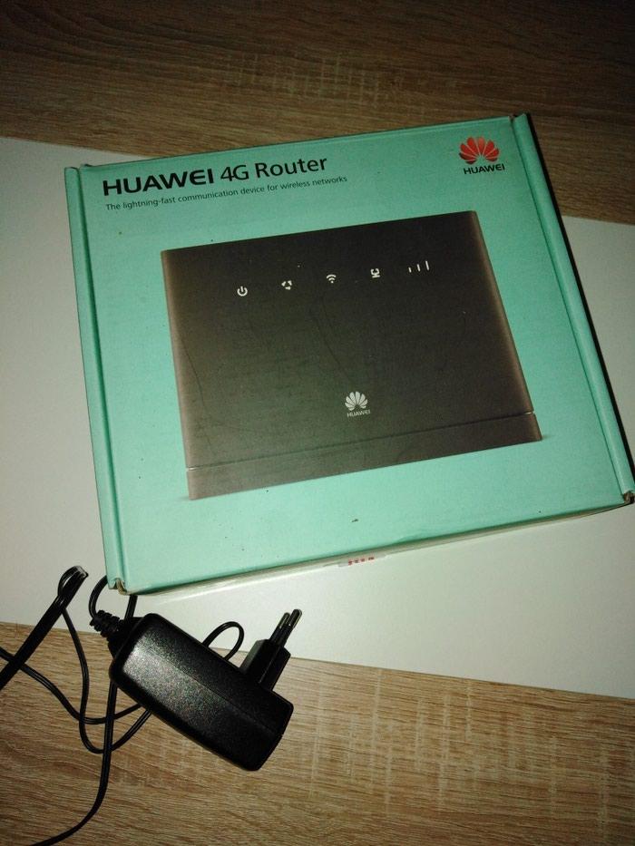 Internet ruter, radi na telenor mreži. . Photo 2
