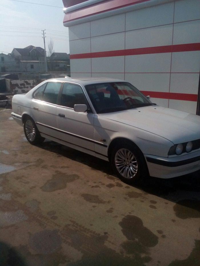 BMW 5 series 1994. Photo 1