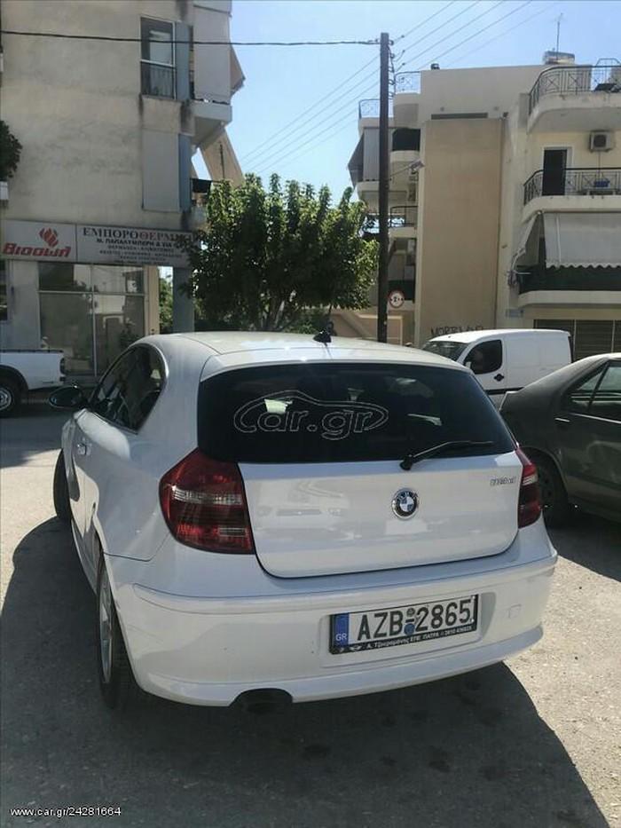 BMW 118 2008. Photo 1