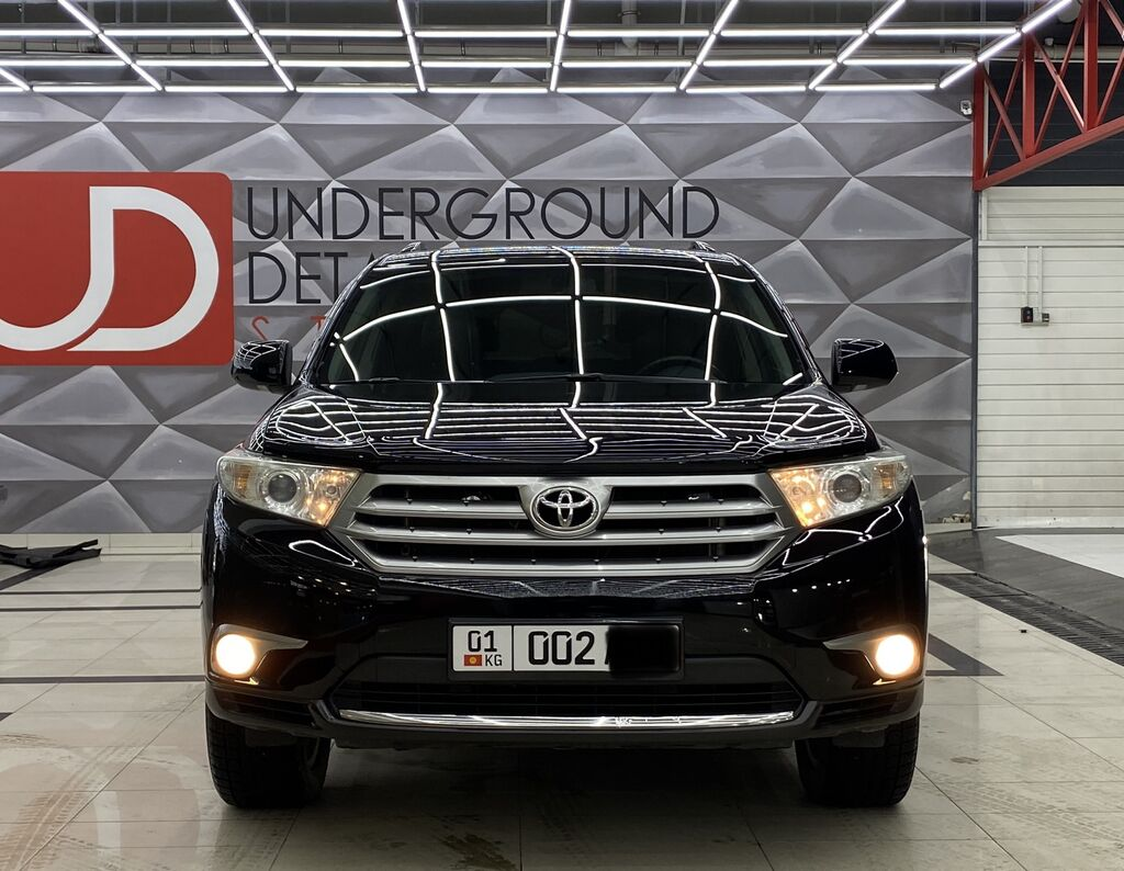 Toyota Highlander 3.5 л. 2011 | 190000 км: Toyota Highlander 3.5 л. 2011 | 190000 км