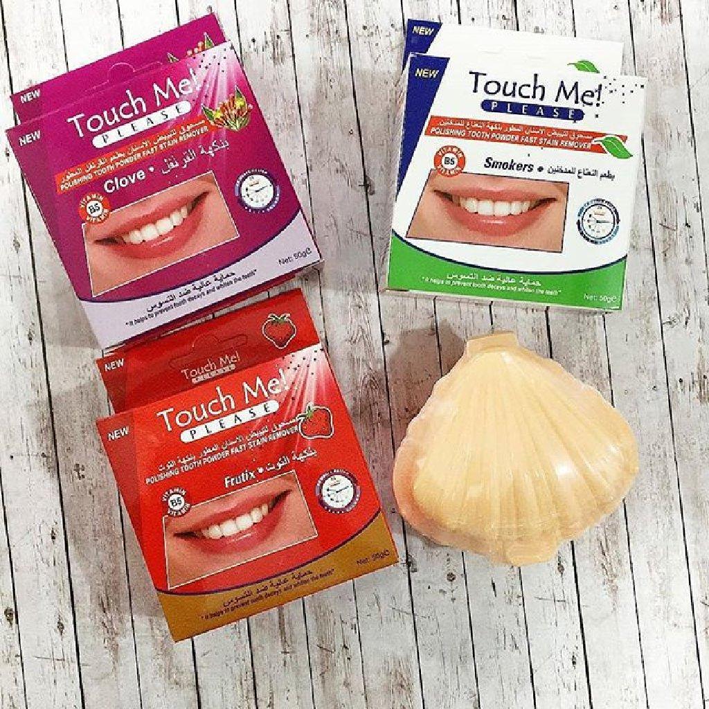 Зубно́й порошо́к — средство личной гигиены полости рта, предназначенное для очистки зубов от остатков пищи, зубного налёта и т
