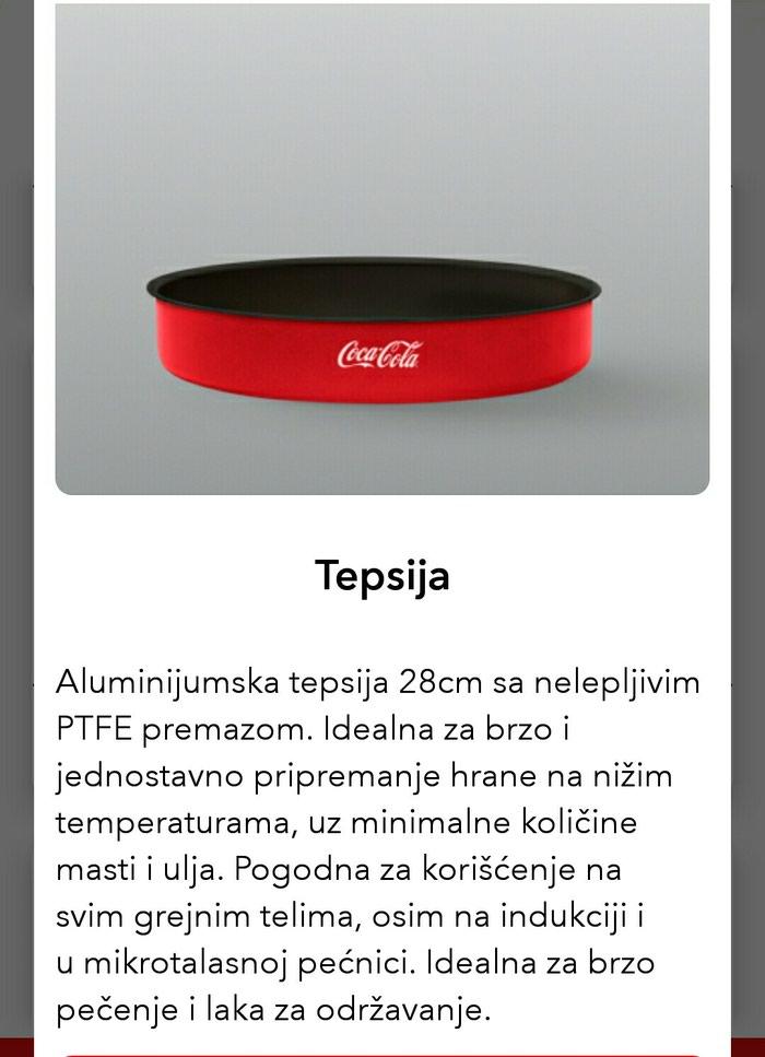 COCA-COLA TEPSIJA - Novi Sad