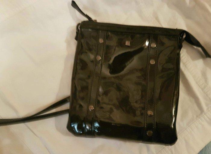 Τσάντα λουστρίνι κεμ. Photo 0
