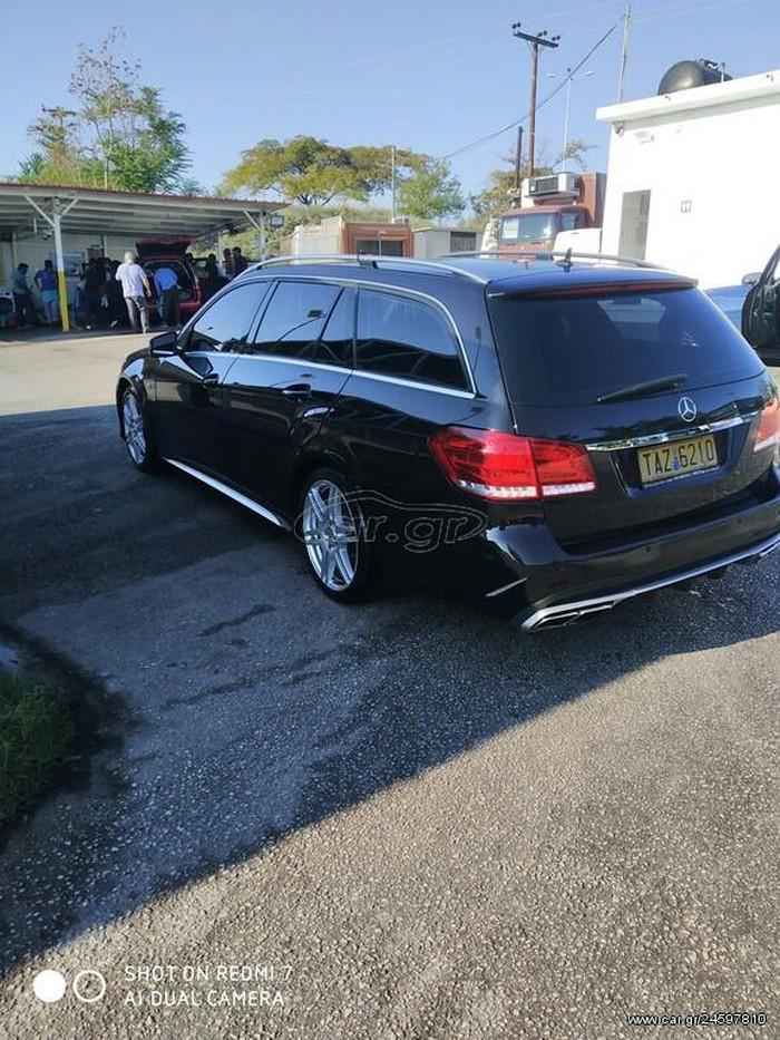 Mercedes-Benz E 250 2011. Photo 1
