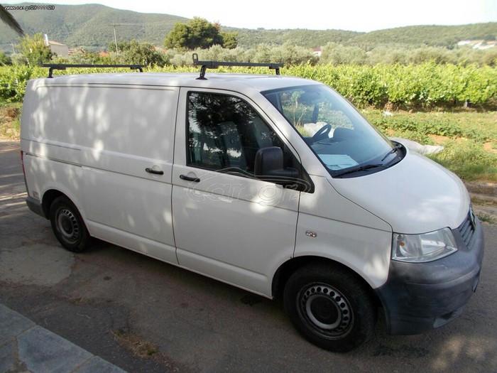 Volkswagen Transporter 2009. Photo 1